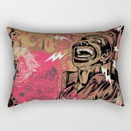 SHOCKING TERRORS Rectangular Pillow