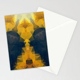 POLI LEMON OLI 2 Stationery Cards