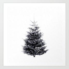 Alternative Christmas Tree Kunstdrucke