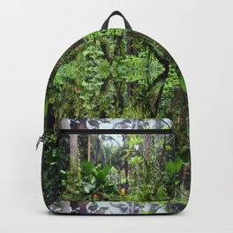 Singapore Botanical Garden 1 - Double Vision East Backpack