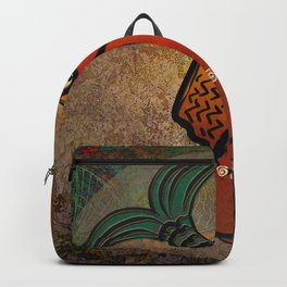 Mythical Mermaid / Icon Backpack