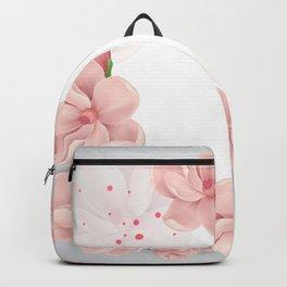 Flower crown Backpack