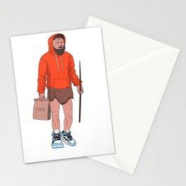 Modern Hunter Gatherer Stationery Cards