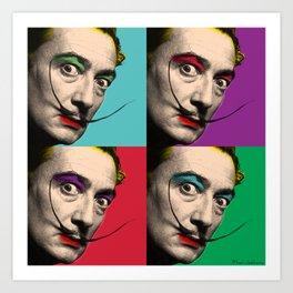 Salvador Dali Kunstdrucke