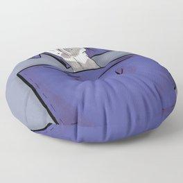 Whippet Butt Floor Pillow