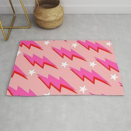 Barbie Lightning Rug