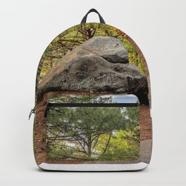 Heart of the woods Backpack