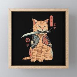 Catana Framed Mini Art Print