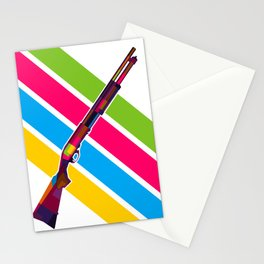 Remington 870 Tactical Stationery Cards