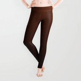 Chocolate Ombre Leggings