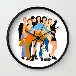 Empire Records 90s movie Wall Clock