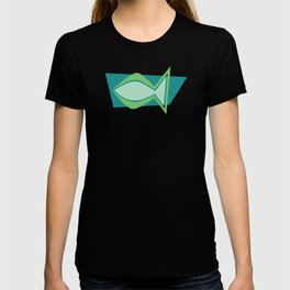 Jesus Fish — Ichthys Christian symbol T-shirt