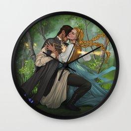 Bodony & Tarna Wall Clock
