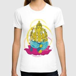 01 - GANESHA T-shirt