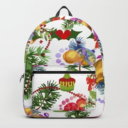 Festive Holidays Backpack