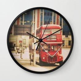 London Vintage Wall Clock