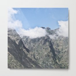 Mountain Madeira 5 Metal Print