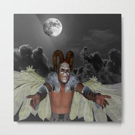 Night Demon Metal Print