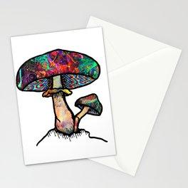 Papa Shroom Stationery Cards