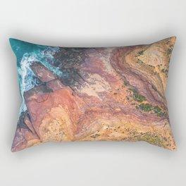 Red Bluff National Park - Kalbarri - Western Australia Rectangular Pillow