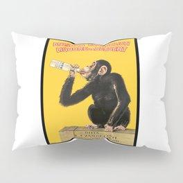 1925 Anisetta Evangelista Italian Advertising Poster Pillow Sham
