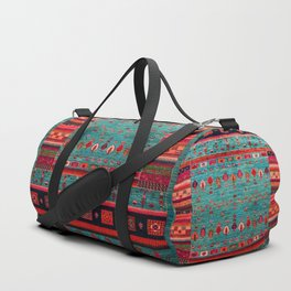 Anthropologie Ortiental Traditional Moroccan Style Artwork Duffle Bag