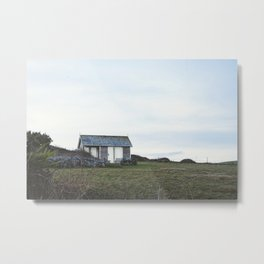 Tiny House, Barn, Summer House, Log Cabin, UK Metal Print