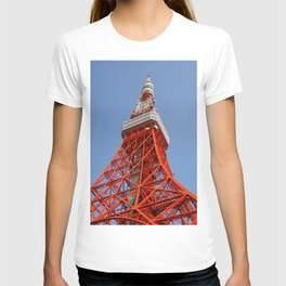 Tokyo Tower By Day T-shirt