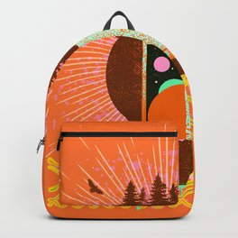 THOUGHT FREQUENCY Backpack