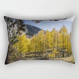 Aspen Gold Rectangular Pillow