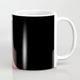 Rocket Launching Coffee Mug