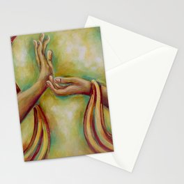 """Healing Hands"" Stationery Cards"