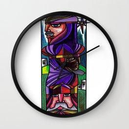 TRES REYES MAGOS 2 2012 Wall Clock