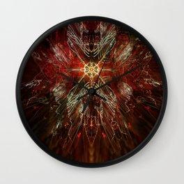 New World Hypostasis: Six Wall Clock