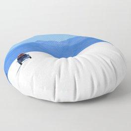 Salar de Uyuni 1 Floor Pillow