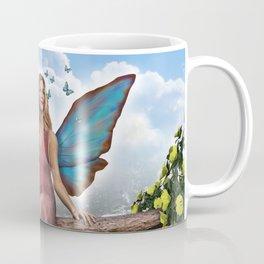 Butterfly Angel Coffee Mug
