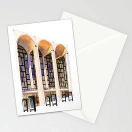 Metropolitan Opera Stationery Cards