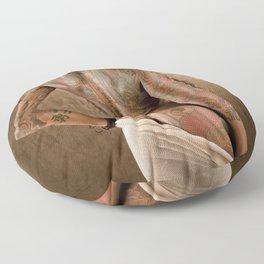 Lepa in Cotton Floor Pillow