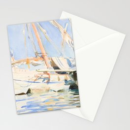 "John Singer Sargent ""Palma, Majorca"" Stationery Cards"