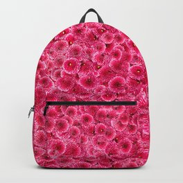Beautiful Pink Dahlias Backpack