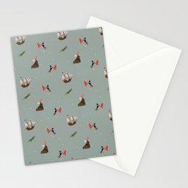 Neverland Pattern Stationery Cards