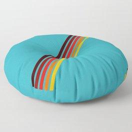 Agogwe - Classic Retro Style Stripes Floor Pillow