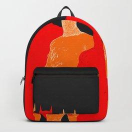 The Bat Retro Backpack