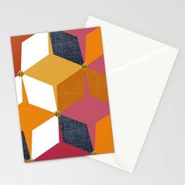 KALEIDOSCOPE 02 #HARLEQUIN Stationery Cards