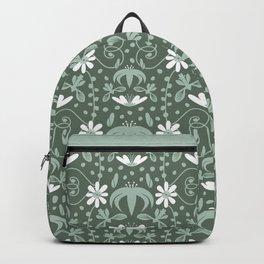 Vintage Florals (Graze) Backpack