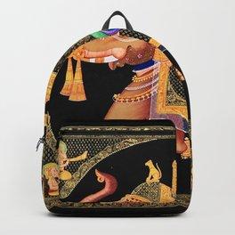 Hindu Ganesha Ganapati Vinayaka Backpack