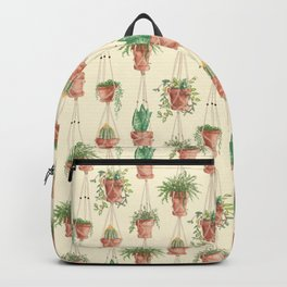 Plant hangers Backpack