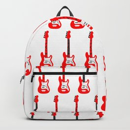 E-guitar Rock Band Musician Backpack