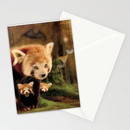 Forest Family Stationery Cards