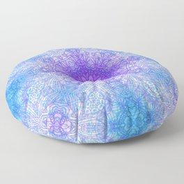 Mehndi Ethnic Style G337 Floor Pillow